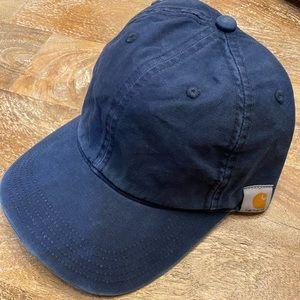 *NWT* Carhartt canvas full back baseball hat cap